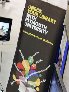 Promotional materials on site at the event - Image by Jason Truscott